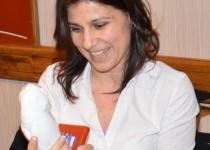 Dr. Szabó Györgyi, az év bírája 2014-ben