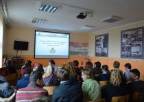Oktatás a  Veszprém Megyei Katasztrófavédelmi Igazgatóságon